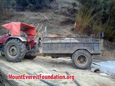 mount everest foundation