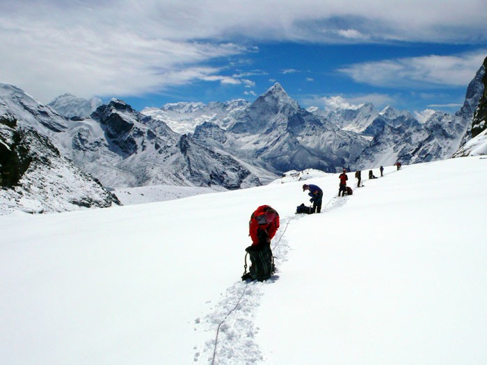 Cho La Glacier