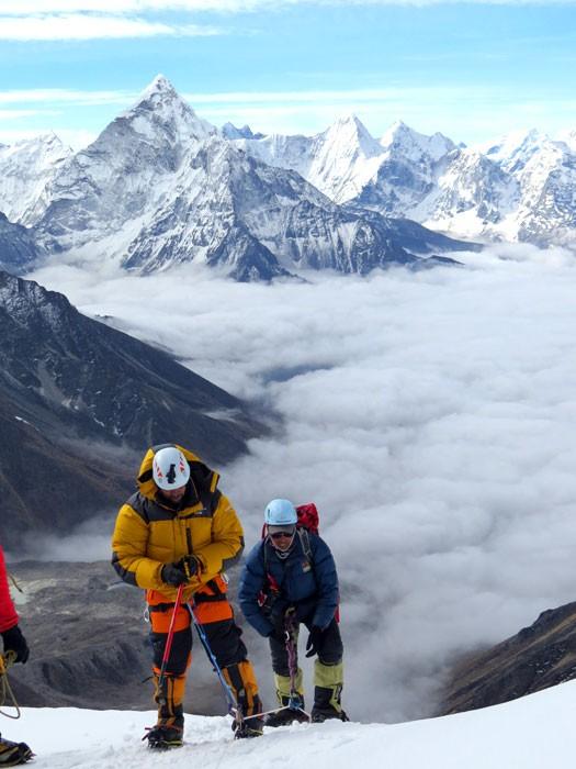 Everest Glacier School