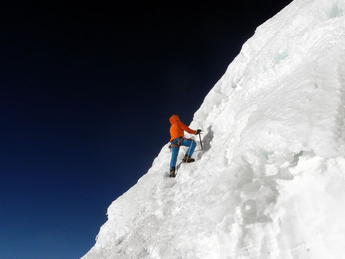 Final Ridge