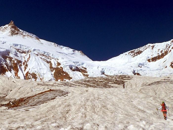 Flat Glacier