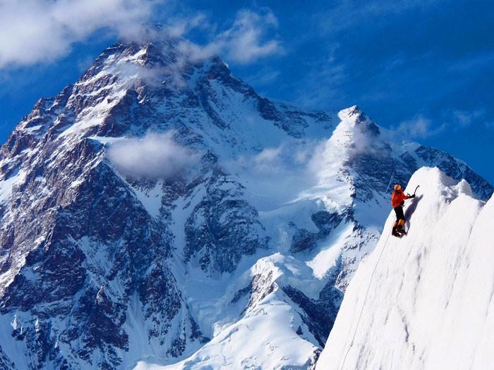 K2 climb