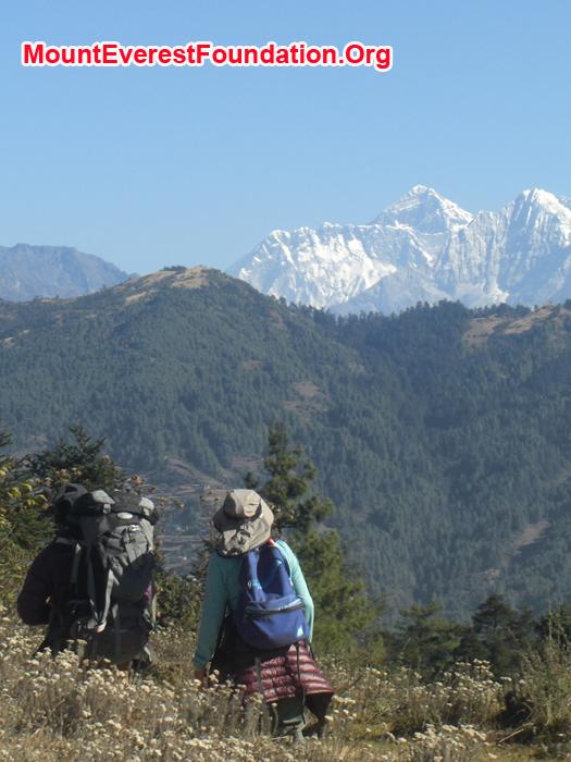 Remote Nepal Service Trek