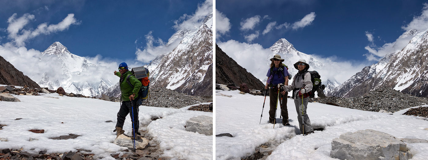 Jangbu points to K2